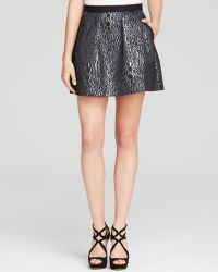 French Connection Skirt - Sparkle Ray - Lyst