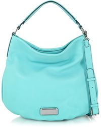 Marc By Marc Jacobs - New Q Hillier Leather Hobo - Lyst