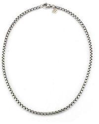 David Yurman Pre-Owned: Chain In Sterling Silver - Lyst