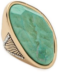 Samantha Wills - January Smile Ring Mint - Lyst