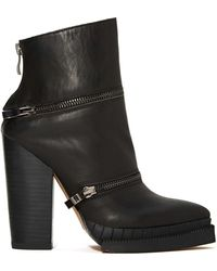 Nasty Gal Section-3 Boot - Lyst