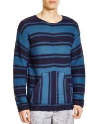 Outerknown   Lost Horizon Striped Sweater   Lyst
