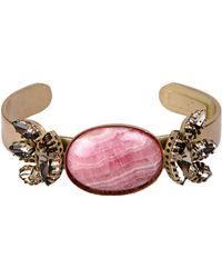 Isabel Marant Bracelet pink - Lyst