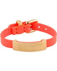 Marc By Marc Jacobs Bracelet - Lyst