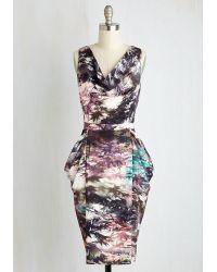 Uttam - Mystically Artistic Dress - Lyst