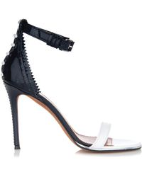 Givenchy Nadia Bi-Colour Sandals - Lyst