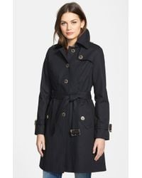 Pendleton Women'S 'Pacific Crest' Single Breasted Trench Coat - Lyst