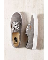 Vans Washed Shade Authentic Slim Sneaker - Lyst