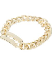 McQ by Alexander McQueen Chunky Chain Bracelet - For Women - Lyst