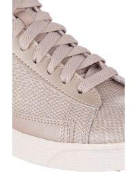 Nike Blazer Mid Premium Sneakers - Lyst