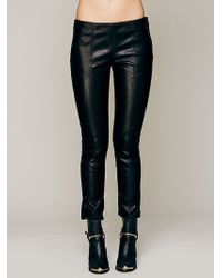 Free People Vegan Seamed Skinny - Lyst