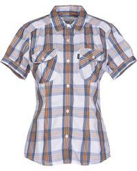 Wesc Shirt - Lyst