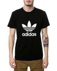 Adidas The Adi Trefoil Tee - Lyst