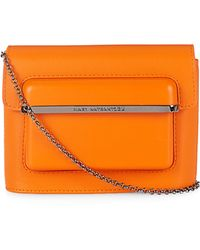adidas Originals - Mvk Mini Leather Cross-Body Bag - Lyst