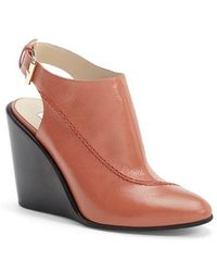 See By Chloé 'Raven' Bootie - Lyst
