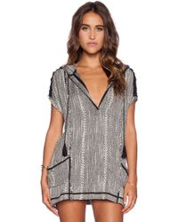 Free People Forever Yours Tunic Top - Lyst