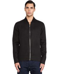 G-star Raw Verdem Knit Bomber - Lyst