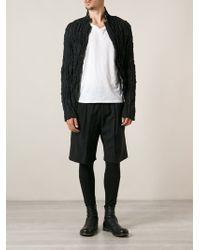 Issey Miyake Reversible Jacket - Lyst
