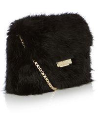Karen Millen | Ltd Rockefeller Fur Bag | Lyst