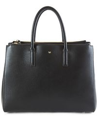 Anya Hindmarch Ebury Soft Handbag - Lyst