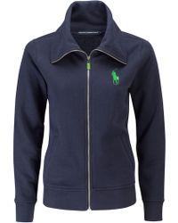 Ralph Lauren Golf - Full Zip Felicity Fleece - Lyst