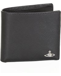 Vivienne Westwood Small Leather Wallet - Lyst