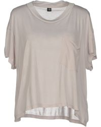 Cheap Monday Tshirt - Lyst