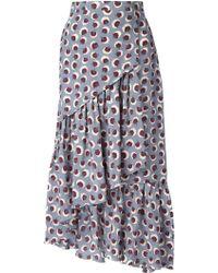Stella McCartney 'Leah' Skirt - Lyst