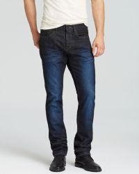 Prps Goods & Co Jeans - Demon Slim Fit in Blue Black Rinse - Lyst