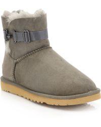 Ugg | Aurelyn Short Boots | Lyst