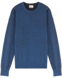 Acne Studios Mayer O Revesible Knit Sweat - Lyst