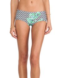 Clover Canyon Enchanted Garden Bathing Suit - Lyst