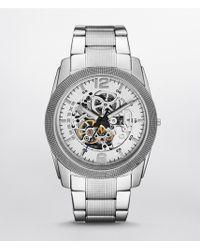 Express Automatic Analog Bracelet Watch - Lyst