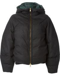Vionnet Oversized Zipped Jacket - Lyst