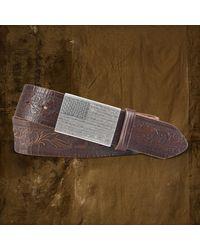 Denim & Supply Ralph Lauren Flag Plaque Belt - Lyst