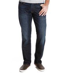 Lucky Brand Original Straight Leg Jeans - Lyst