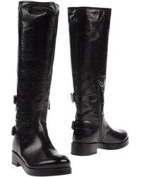 Giorgio Armani Boots - Lyst