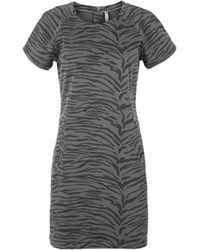 Part Two Aundrea Animal Print Dress - Lyst