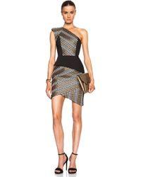 Sass & Bide Natural Selection One Shoulder Dress - Lyst