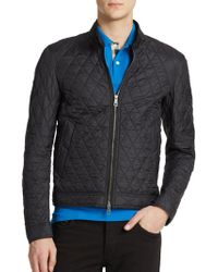 Burberry Brit Howson Quilted Jacket black - Lyst