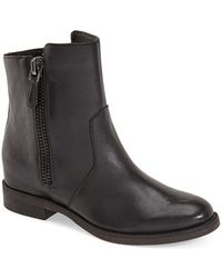 Kenneth Cole - 'marcy' Moto Bootie - Lyst