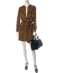 Gucci Brown Suit - Lyst