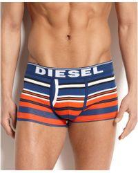 Diesel Mens Fresh Bright Cotton Stretch Divine Trunk - Lyst