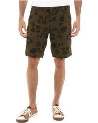 Tommy Bahama Denim Brooklyn Double Weave 10 Reversible Shorts - Lyst