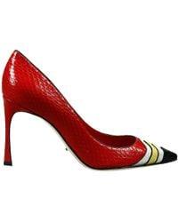 Sergio Rossi Heels Woman - Lyst