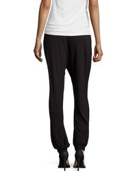 Philosophy - Smocked-waist Relaxed-fit Sweatpants - Lyst