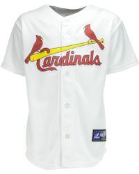 Majestic Kids Michael Wacha St Louis Cardinals Replica Jersey - Lyst