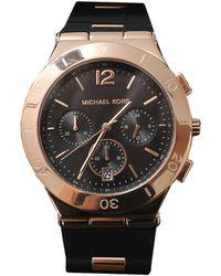 Michael Kors Slim Runway Watch - Lyst