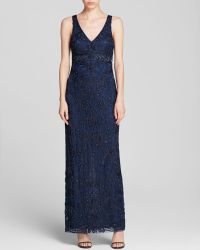 Sue Wong - Gown - Sleeveless V-Neck - Lyst