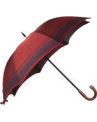 Barneys New York - Stripe Stick Umbrella - Lyst